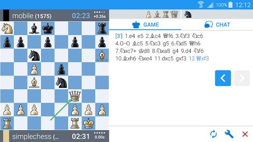 SimpleChess (Online) filehippodl screenshot 6
