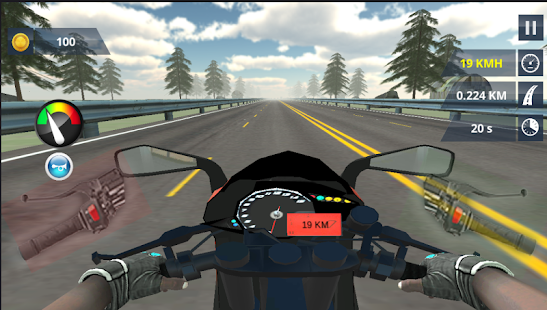 Unique Traffic Ride for PC-Windows 7,8,10 and Mac apk screenshot 1