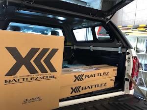 ハイラックス GUN125 Black Rally Editionのカスタム事例画像 HIROKさんの2019年08月12日16:04の投稿