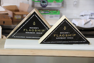 Photo: Beecher's Flagship Cheese - The Colossal Cut!  thank you Sugar Mountain http://www.beechershandmadecheese.com/