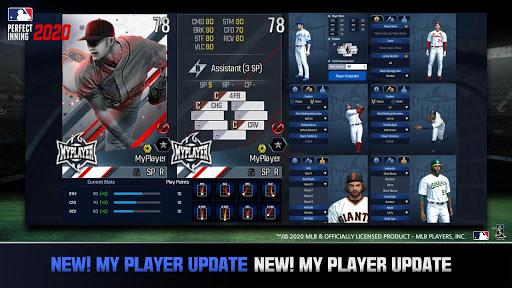 MLB Perfect Inning 2020 2.3.7 screenshots 9