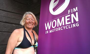 Photo: Kvinnornas bastu- och spakväll
