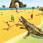 Angry Crocodile Attack: Crocodile Simulator games icon