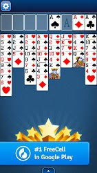 FreeCell Solitaire APK Download – Free Card GAME for Android 5