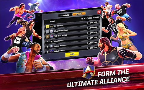 WWE Mayhem App Latest Version Download For Android and iPhone 9