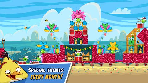 Angry Birds Friends Screenshot 7