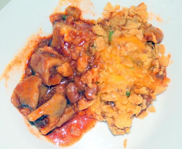 My Favorite Corn Chip Tamale Casserole Recipe