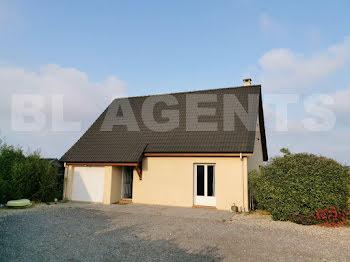 maison à Biville-sur-Mer (76)