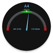 Accord Chromatic Tuner