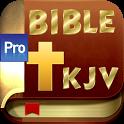 Holy Bible (KJV) Pro icon