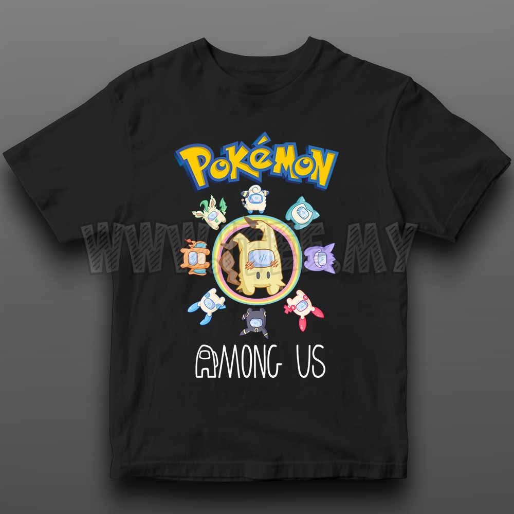 Pokemon x Among Us 12