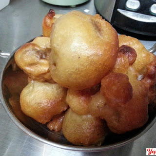 Beer Battered Fried Mushrooms new