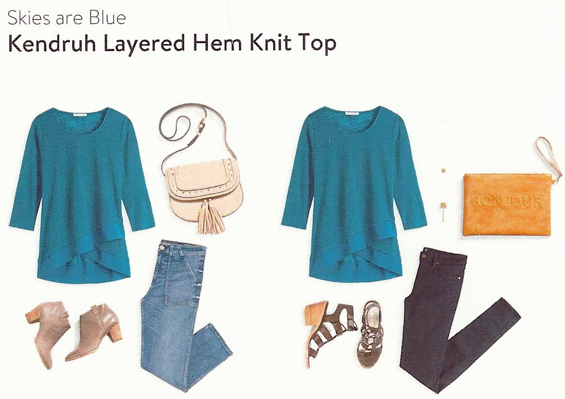 September Stitch Fix Box