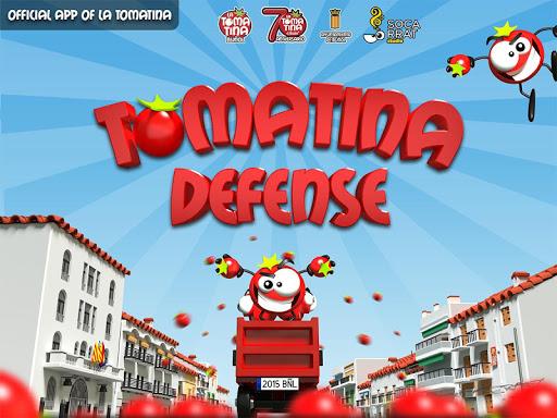 Tomatina Defense TD