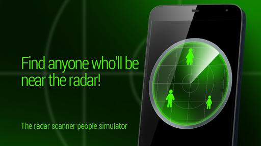 Radar Scanner simulator Screenshot