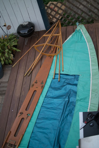 Folding Kayaks Forum • View topic - My new folbot: Is it a