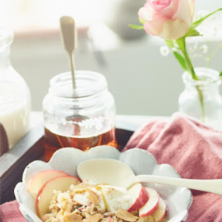 Apple Pie Overnight Oats Recipe