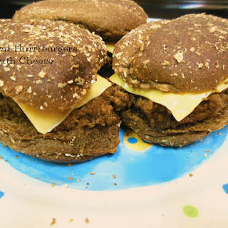Copycat Hurriburgers with Cheese – An Incredibly Delicious Unique Loose Meat Sandwich
