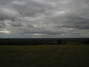Photo: View from the Hill of Tara