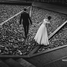 Wedding photographer Maciej Niesłony (magichour). Photo of 15.12.2015