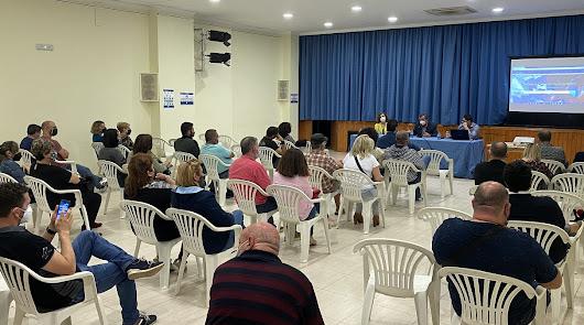 El Ayuntamiento presenta la plataforma del Centro Comercial de Pulpí online