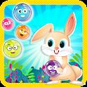 Bubble Shooter Bunny Farm icon