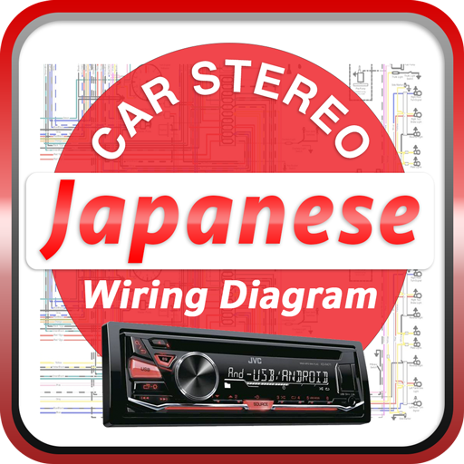 Japanese Car Stereo Wiring Diagrams - Apps on Google Play on 9.2 speaker placement diagram, 9.2 surround sound diagram, home theater setup diagram, the 5 channels of distribution diagram, system interface diagram, telecommunications network diagram,