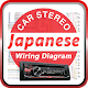 Japanese Car Stereo Wiring Diagrams APK