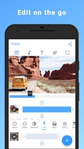 Filmr: Easy Video Editor for Photos, Music, AR 1.44b