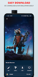 LitWallz – 4K, HD Wallpapers & Backgrounds Apk Download For Android 6