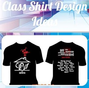 Class Shirt Design Ideas - Android Apps on Google Play