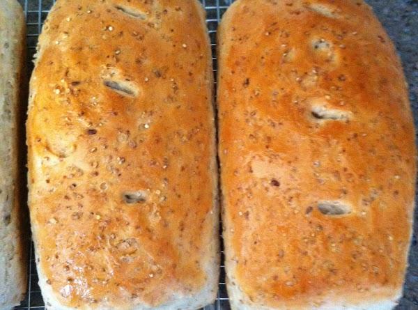7 Grain Homemade Bread Recipe