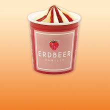 Abbildung Erdbeer Cocktail Becher