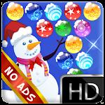 Bubble Shooter Christmas HD Icon