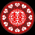 Happiness Clock Widget icon