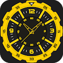 Analog Clock Live Wallpaper Free 2019 icon