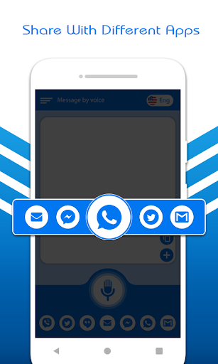Voice SMS : Write SMS By Voice - Voice Message App screenshots 3