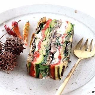 Roasted Vegetable Terrine.