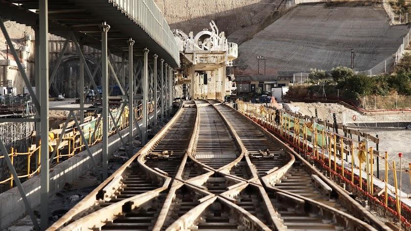 Varias de las empresas sancionadas han ejecutado en Almería obras en carreteras o en el trazado del AVE.
