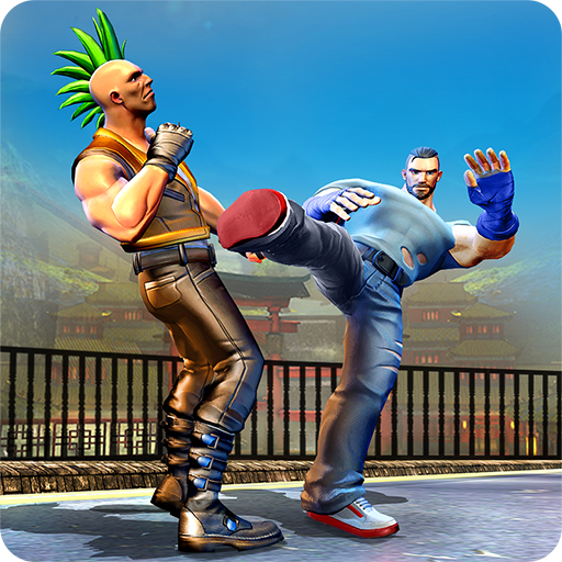 Street Kungfu Action Fight: Best Fighting Game