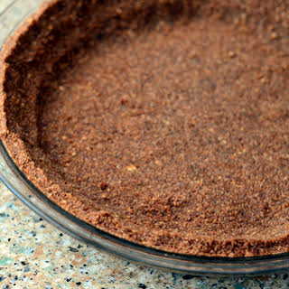 Chocolate Graham Cracker Crust.