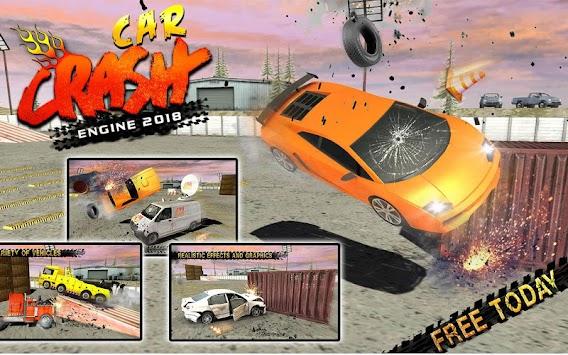 Download Beam Car Crash Engine Simulator - Car Crashing 3D APK ...