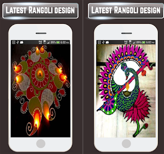 Rangoli Designs Kolam Dot Diwali Rangoli Pongal HD - náhled