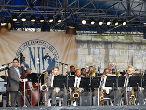 Photo: Jazz at Lincoln Center (JALC) Orchestra with Wynton Marsalis