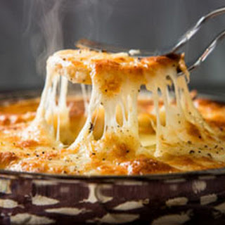 Yukon Gold Scalloped Potatoes Recipes