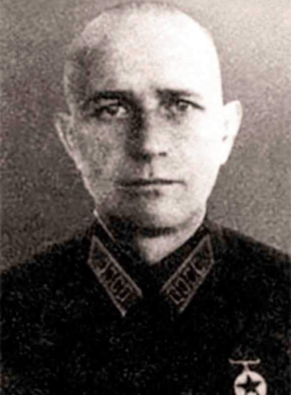 Рагуля И.Л., командир 56 осбр