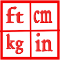 All Unit Converter / Feet Inches Converter icon