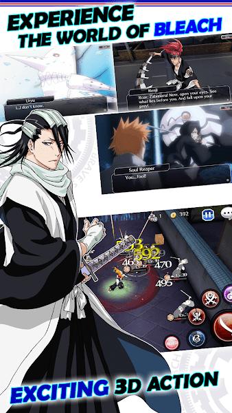 Bleach Brave Souls v5.0.3 [Mod]
