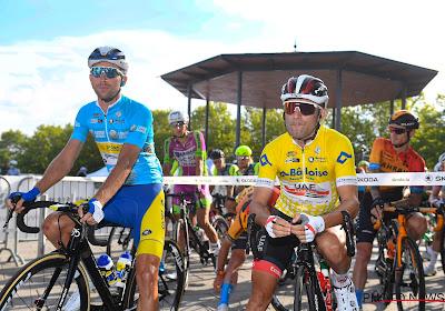 """Amaury Capiot niet in finale Omloop door valpartij: """"Hopelijk vandaag meer geluk"""""""