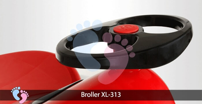 Xe lắc cho bé Broller XL 313 11